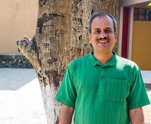 Prof. Varadraj Bapat