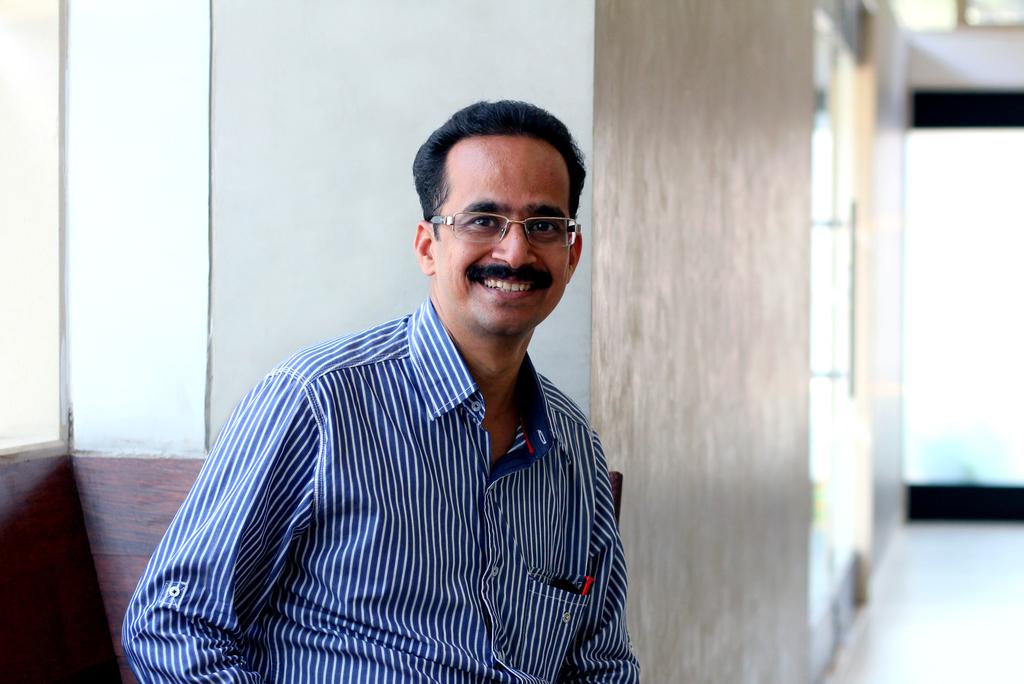 Prof. Ashish Pandey