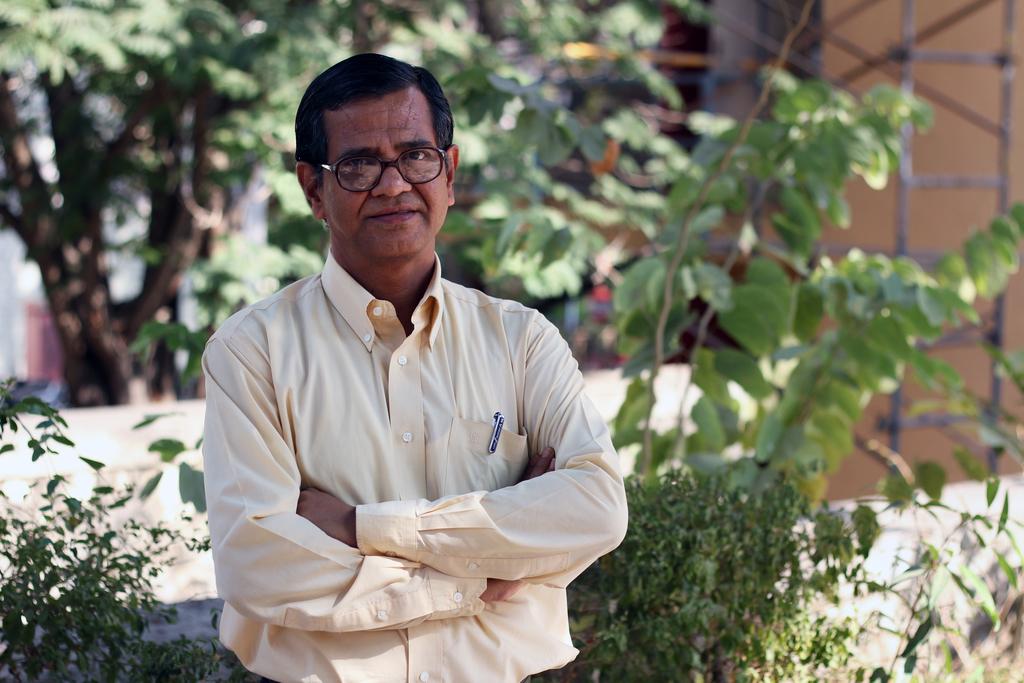 Prof Atanu