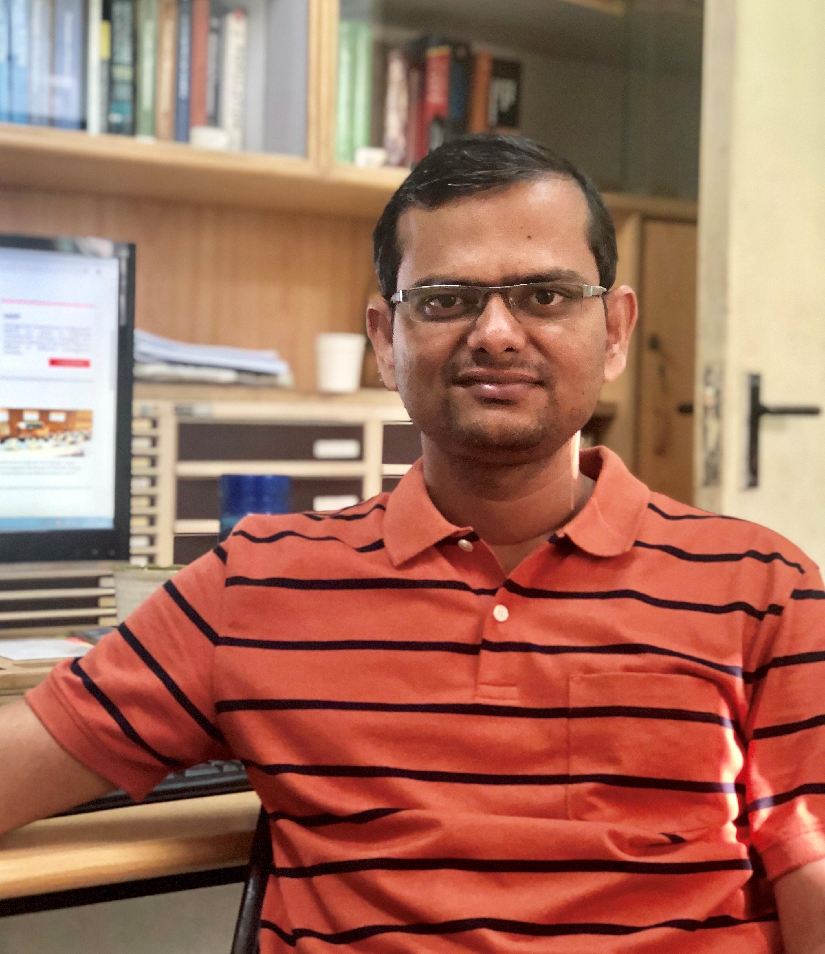 Prof. Ashish Singh