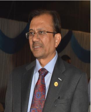Prof M D Agrawal